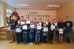 KINGS-nugalėtojai